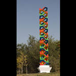 NANOTOWER I URUMQI Sculpture
